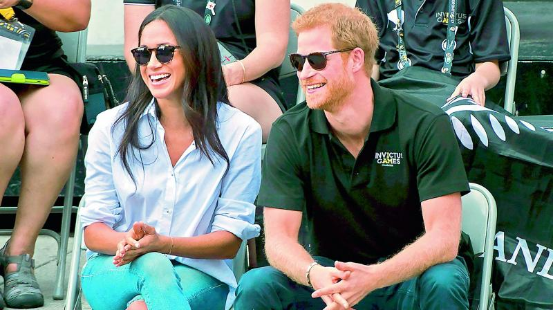 Prince Harry and Megan Markle are 'related'