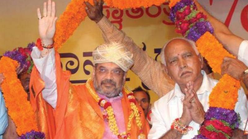 Amit Shah slams Karnataka CM over Tipu Jayanti celebration