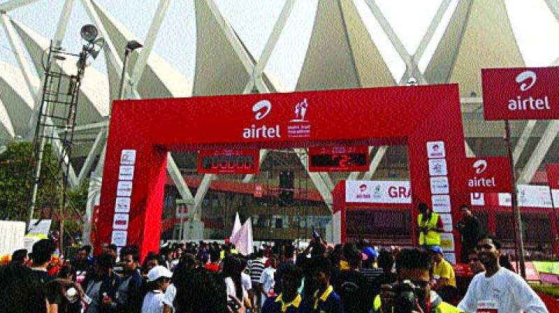 Airtel may review sponsorship for Delhi Half Marathon over air quality concerns