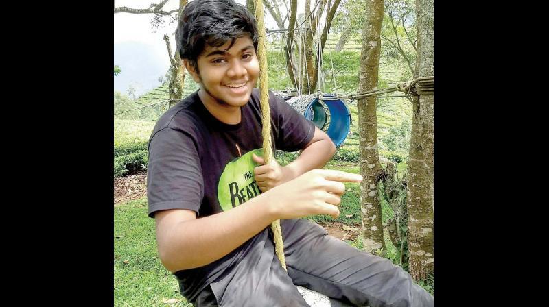Akash David Pichamuthu