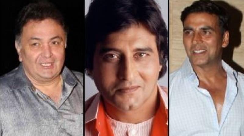 Actors of 'this generation' attend Vinod Khanna's prayer meet
