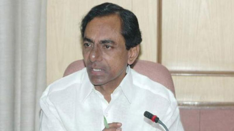 CM KCR asks power utilities to get ready for heavy demand