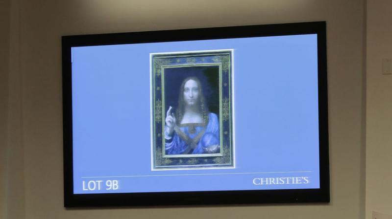 The Russian Billionaire Behind Christie's Controversial $450M Leonardo