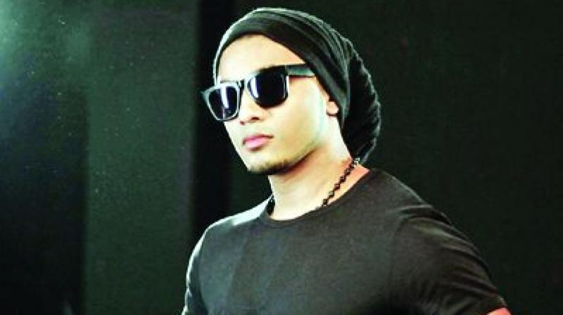 The right rapper!