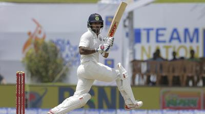 Shikhar Dhawan has failed to recreate his form from the first innings. (Photo: AP)