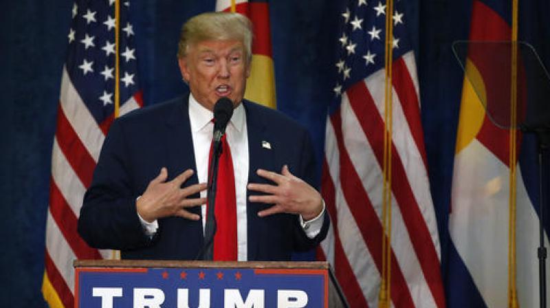 Donald Trump. (Photo: AP)