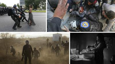 The World Press Photo Awards honour some of the best photos clicked for the news industry during the year, across categories and genres.