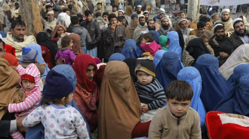 HRW slams Pakistan for forcing thousands of Afghan refugees to leave country