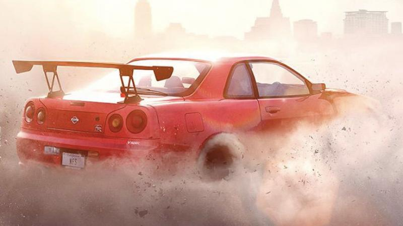 Need for Speed Payback revealed - Coming November