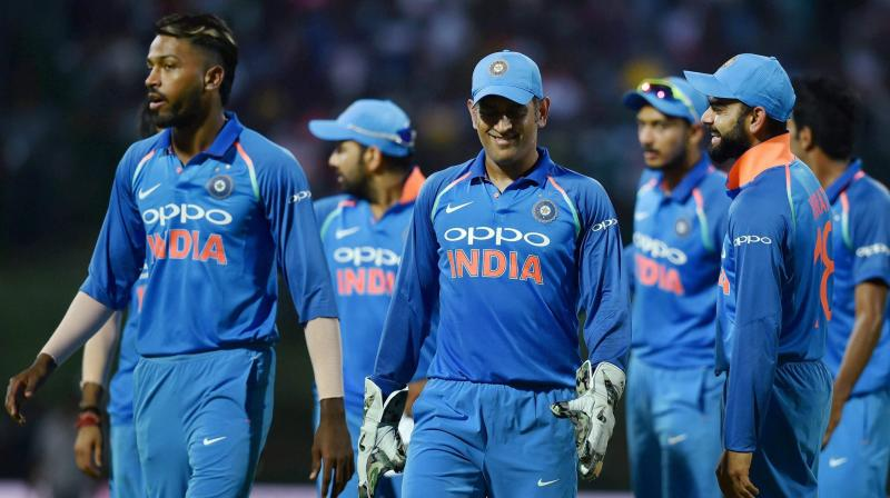 """Asked to predict the scoreline of the limited-overs series between India and Australia, starting with the ODIs on September 17, VVS Laxman said: """"4-1 in favour of India."""" (Photo: PTI)"""
