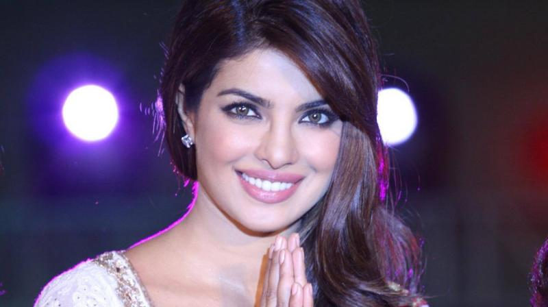 Priyanka Chopra confirmed that her international co-stars Dwayne Johnson and Zac Efron will visit India to promote their film 'Baywatch'.
