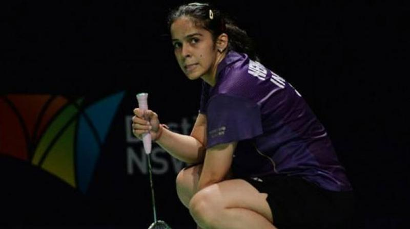 This is Saina's second consecutive quarter-finals loss. (Photo: AFP)