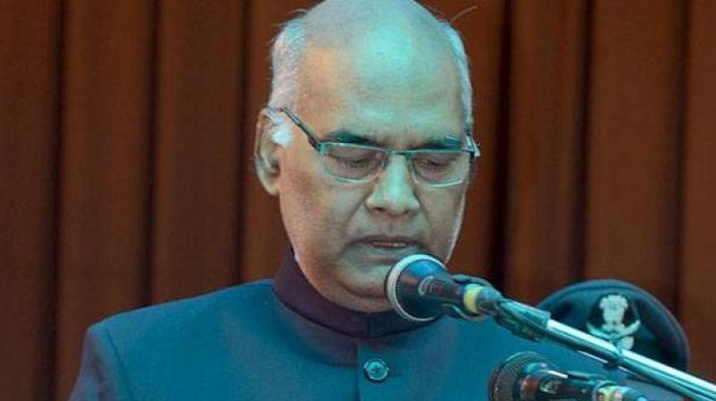 Bihar Governor Ram Nath Kovind (Photo: File/PTI)