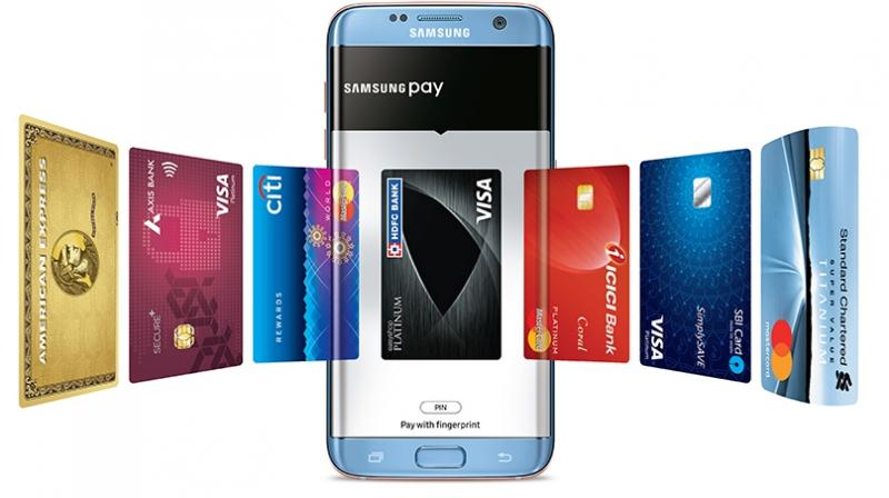 Samsung unveils Galaxy A5 and Galaxy A7 in India with Samsung pay
