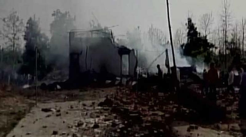 Indian fireworks factory blast leaves 23 people dead