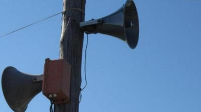Loudspeakers at religious institutions