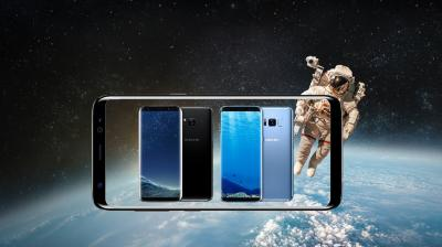 Samsung launched the Galaxy S8 and the S8+ yesterday in its Unpacked event held in New York.