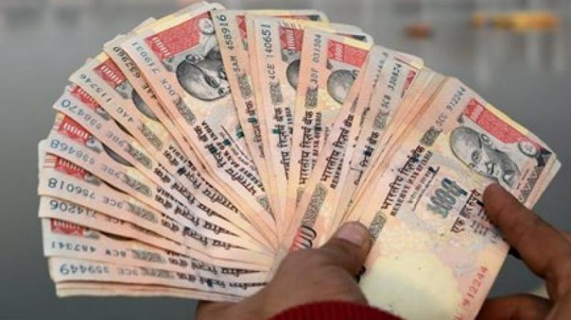 Old Rs 1,000 notes, which were demonetised on November 8. (Photo: File)