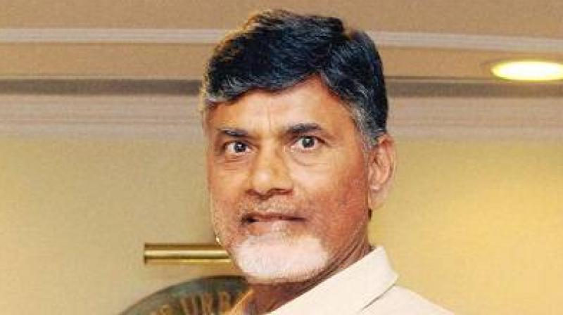 Demonitisation was not our wish, there are still many problems: Chandrababu Naidu