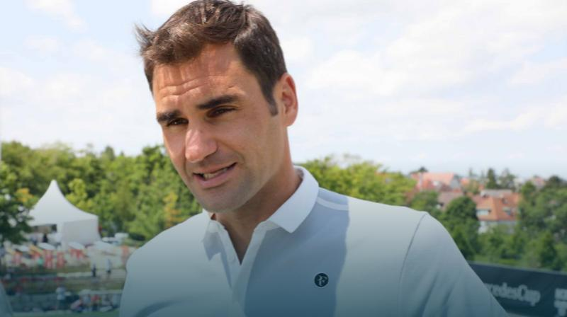 Federer loses to Haas in his return to tennis