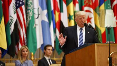 US President Donald Trump, at the Riyadh Summit, spoke about the need to unite against terrorism. Iran and Syria were not invited to the summit, and they are not part of a regional military alliance that Saudi Arabia is establishing to fight terrorism. The kingdom backs efforts to topple the Syrian government, which counts Iran and Russia as its closest allies.