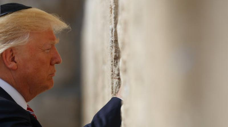 Trump Denies Israel Was Source Of Intelligence