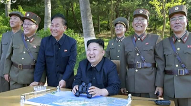 United States military confirms North Korean launch of short-range ballistic missile