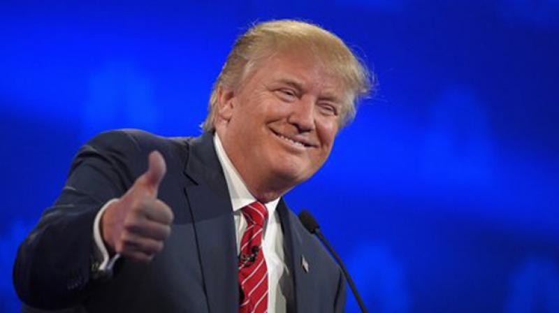 US President Donald Trump
