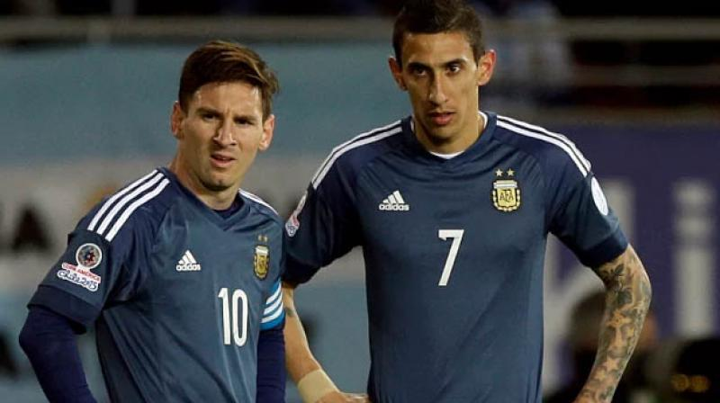 Barcelona Twitter Account Hacked; Unofficial Tweet Announces Di Maria Signing