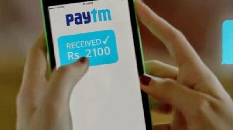 Paytm has come up with a feature called Inbox which allows users to chat with friends, play games and even share their location without leaving the app.