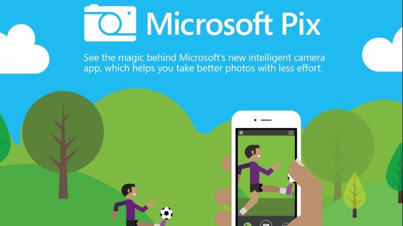 Microsoft's camera app, Microsoft Pix receives an update.