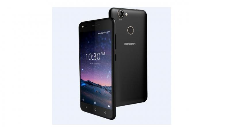 Karbonn launches K9 Smart Grand in India