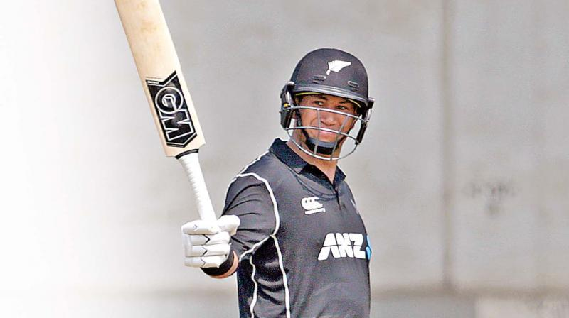 Black Caps win warm-up match in India