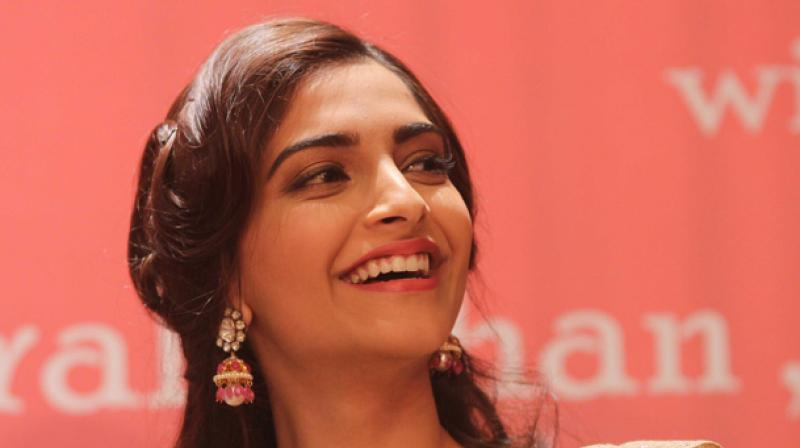 Sonam Kapoor to begin film's shooting in Delhi