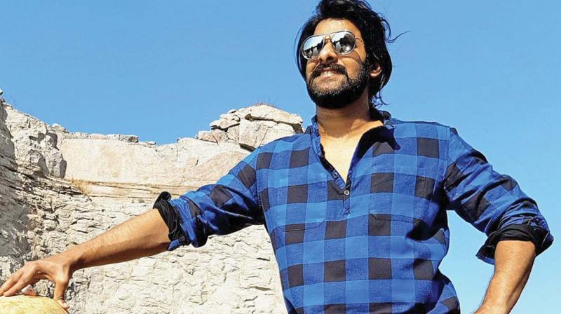 Prabhas's 150 Cr Movie Launched in Simple Way