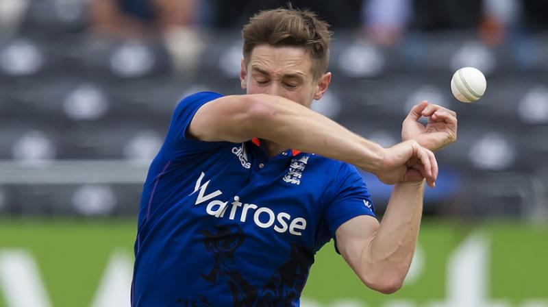 Injured Chris Woakes out of Champions Trophy