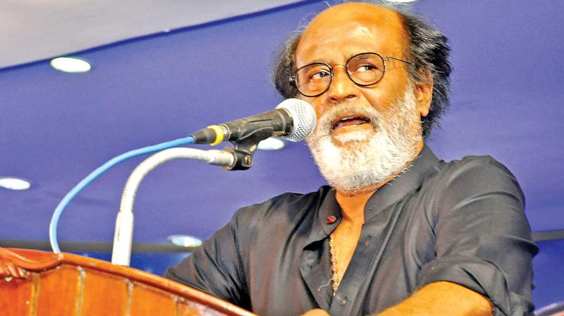 South Superstar Rajinikanth Says Will Enter Politics 'If It's God's Will'