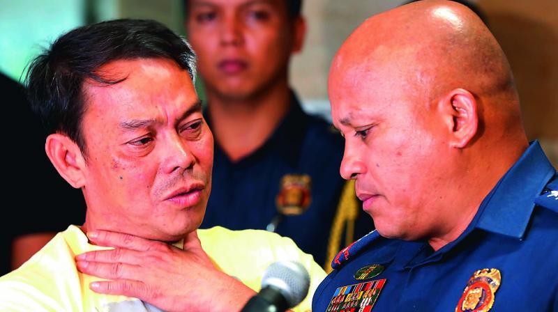 Gordon to call for probe into Espinosa killing