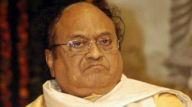 C Narayana Reddy passes away