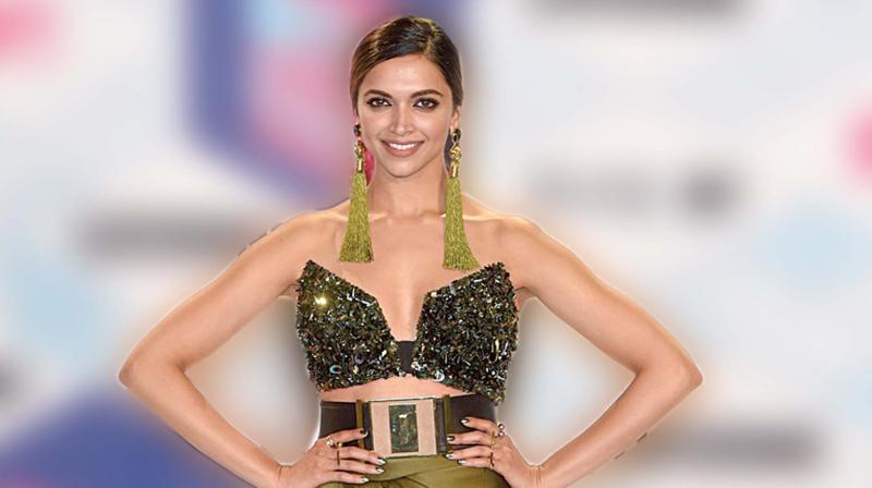 Deepika Padukone at the EMA Awards
