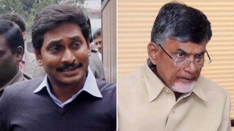 TDP leaders file complaints against Jagan for 'shoot CM' remark