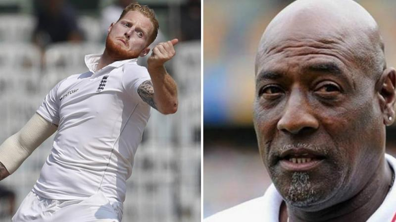 Vivian Richards said that Stokes confidence is going to be crucial Down Under