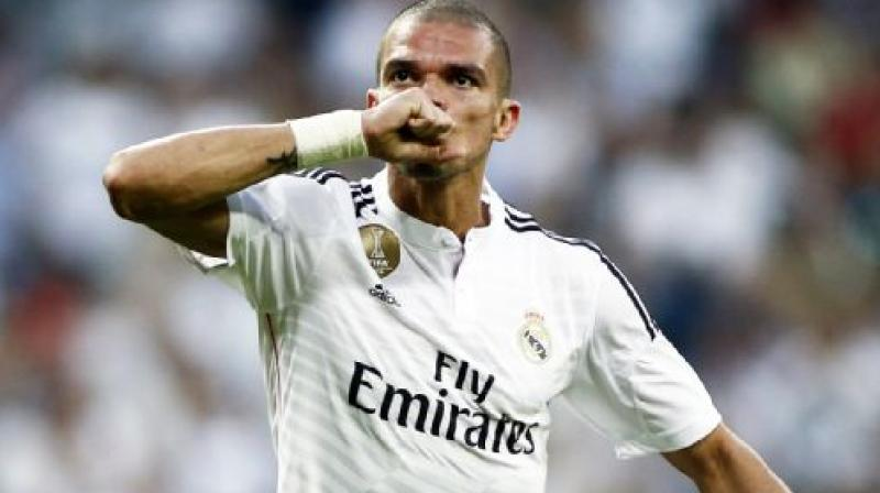 Pepe's decade of titles and tantrums at Madrid is over
