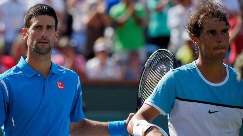 French Open 2017: Granollers wonder shot gets a high-five from Djokovic