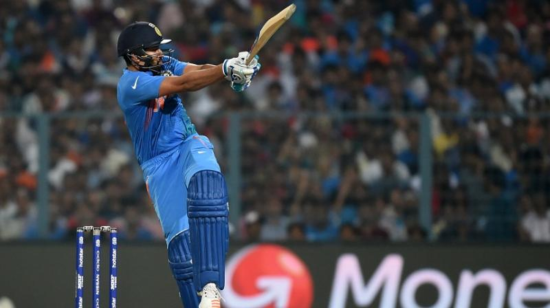 Rohit Sharma set to get some time at top against Bangladesh