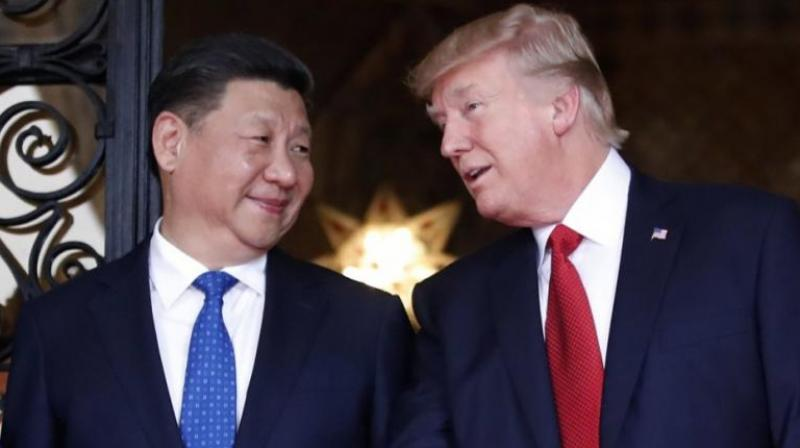 Xi Jinping will roll out the red carpet for Donald Trump on Wednesday during his five-nation Asia tour. (Photo: AP File)