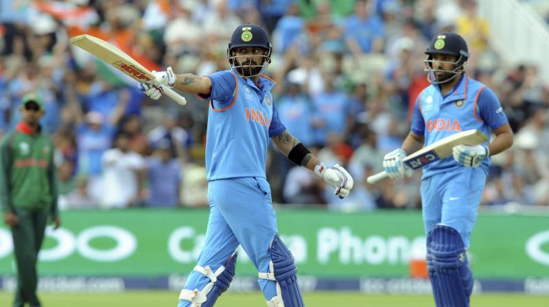 India beat Bangladesh to reach final