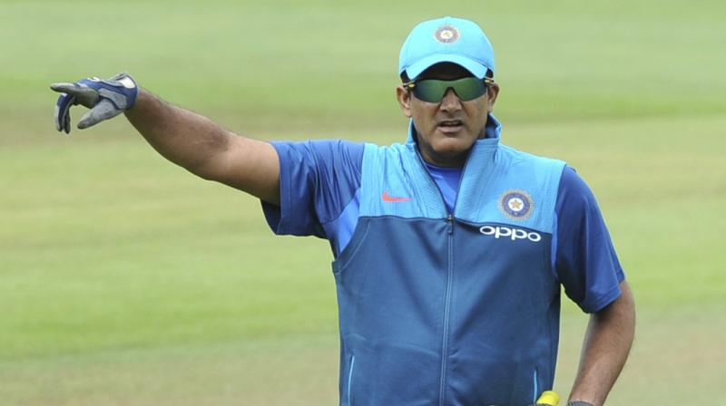 Coach Anil Kumble will not go Team India tour West Indies