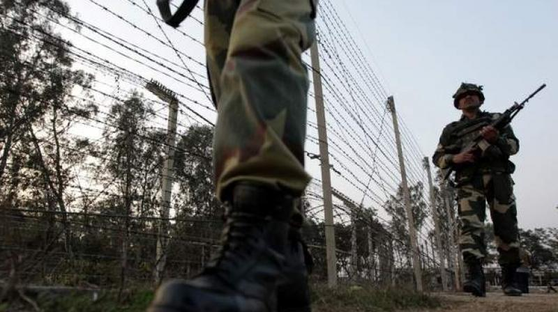 Pakistani intruder killed in Jammu's Akhnoor sector, BSF retrieves body