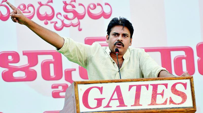Is Pawan Kalyan Contesting From This Constituency?